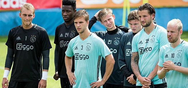 Foto: 'Londenaren melden zich met 9 miljoen bij Ajax, leegloop duurt voort'