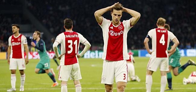 Foto: Grote twijfels over Ajax: 'Ze zullen moeten hopen op puntenverlies van PSV'