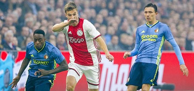 Foto: Vermoeidheid slaat toe bij Ajax: