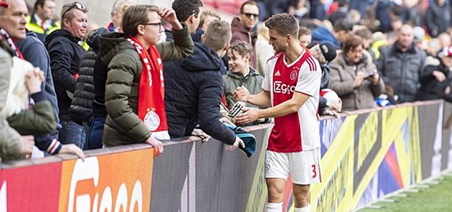 Foto: Ajax heeft transferplannetje met Joël Veltman