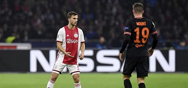 Foto: Joël Veltman mikt op revanche tegen Chelsea