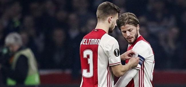 Foto: Ajax-basisklant spreekt zich uit over eigen toekomst