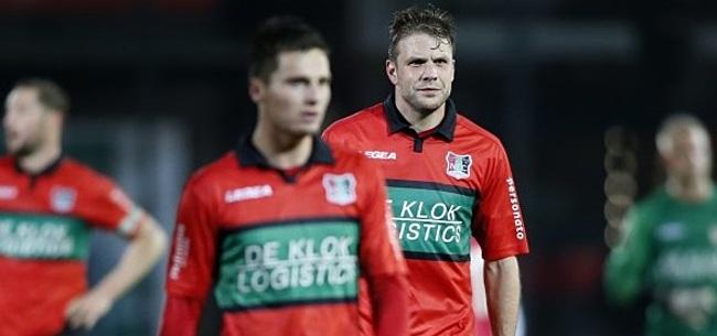 Foto: Grote zorgen bij NEC-fans: 'Tweede Helmond Sport'