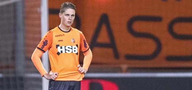 Foto: 'FC Volendam-parel Veerman nu toch op weg naar de Eredivisie'
