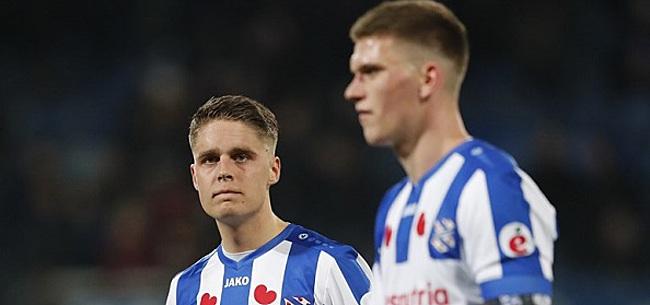 Foto: 'SC Heerenveen en AZ strijden om aantrekken gewilde verdediger'