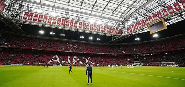 Foto: Ajax-fans kunnen ogen niet geloven: 'Belachelijk'