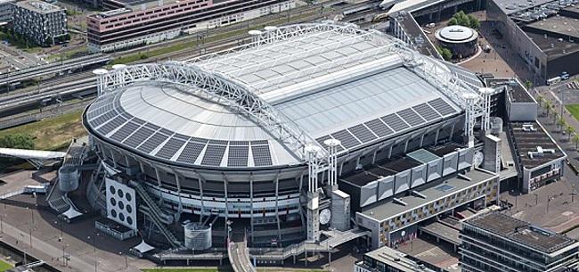 Foto: Ajax slaat belangrijke slag haalt 'grote naam' binnen