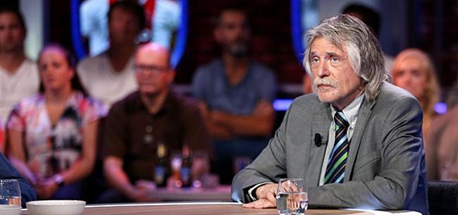 Foto: Derksen: 'Feyenoord begaat vreselijke blunder'