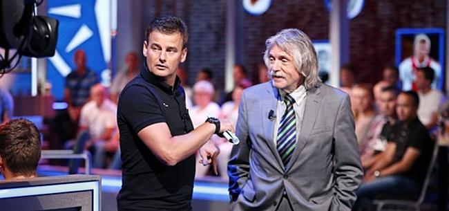Foto: Johan Derksen: 'Hij heeft Wilfred gehersenspoeld'