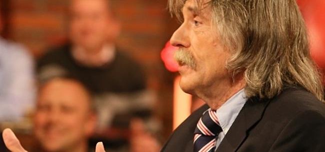 Foto: Derksen fileert Oranje-speler: