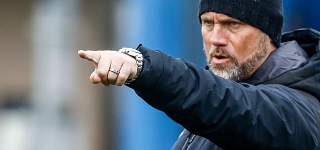 Foto: De Wolf heeft bijzonder advies voor aanstaand kampioen Feyenoord