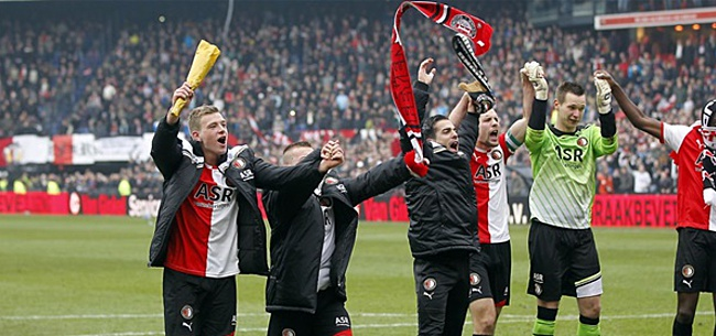 Foto: 'Oude bekende moet deze zomer terugkeren bij Feyenoord'