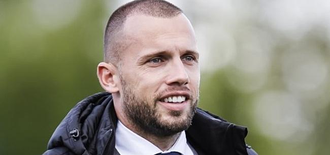 Foto: Ajax-trainer blijft positief na enorme klap: