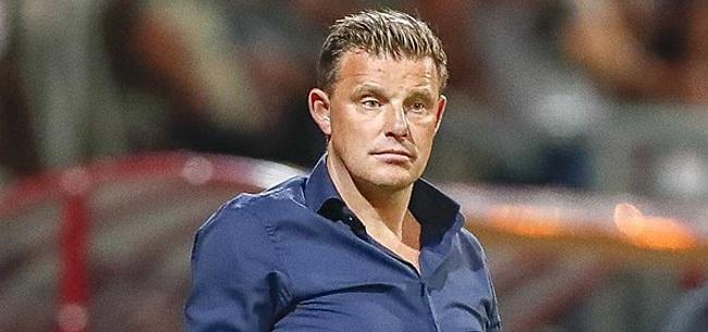 Foto: Clubleiding PEC Zwolle velt duidelijk oordeel over Stegeman en spelersgroep