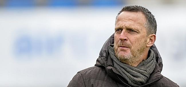 Foto: Van den Brom hekelt Utrecht-spelers: