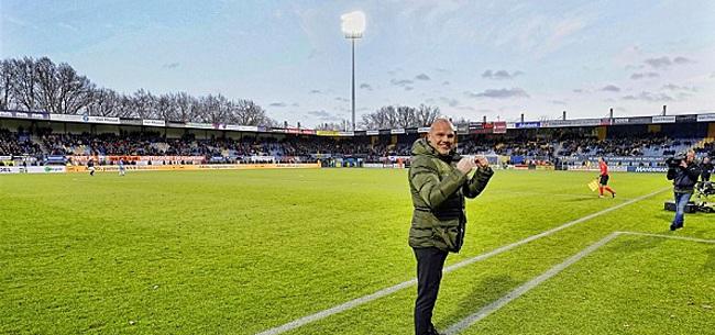Foto: Jansen ziet trend onder trainers: