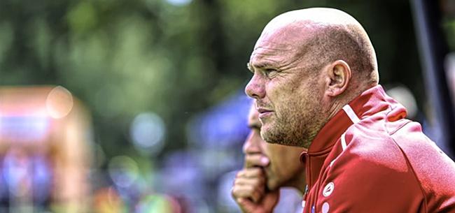 Foto: Jansen weet niet of hij United-talent wil hebben: