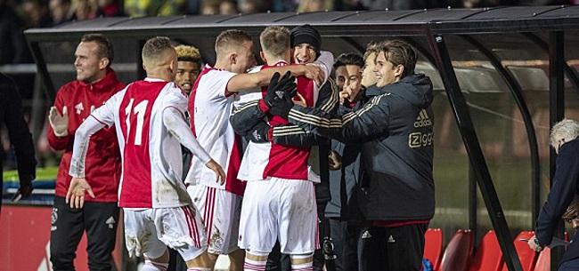 Foto: 'KNVB moet actie ondernemen tegen Ajax-fans'