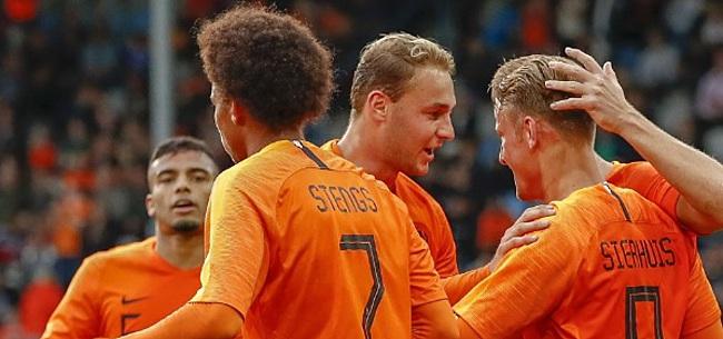 Foto: Sierhuis vertelt of hij Oranje in zou willen ruilen voor Griekenland