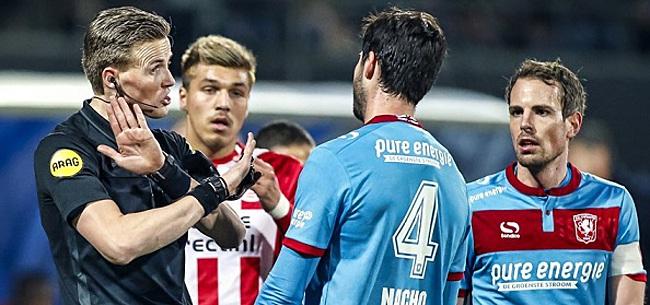 Foto: Twente zet koers voort met zwaarbevochten zege bij Jong PSV