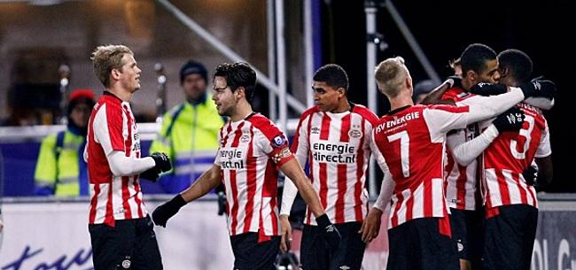 Foto: Jong PSV boekt eenvoudige zege in Eindhovense derby