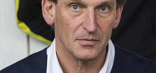 Foto: Vitesse-directeur pleit voor meer buitenlandse investeerders
