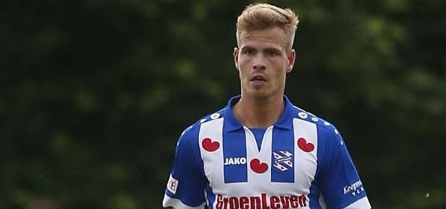 Foto: 'Heerenveen-speler moet oud-PSV'er op gaan volgen'