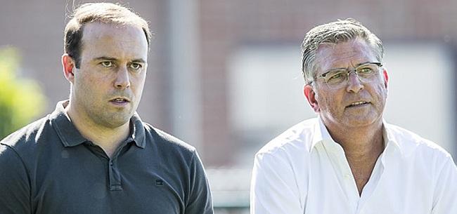 Foto: Mathijsen te spreken over Willem ll-selectie: