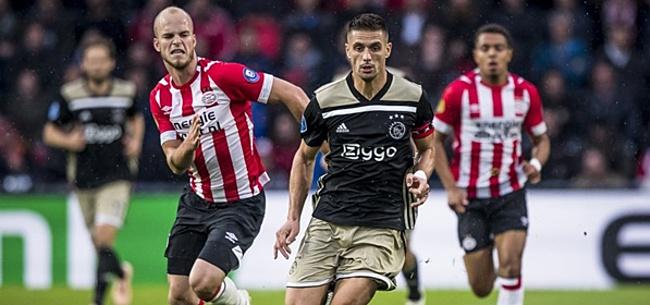 Foto: OVERZICHT: De resterende wedstrijden van PSV en Ajax dit seizoen