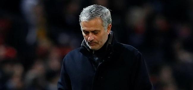 Foto: 'Positie van Mourinho wankelt bij zeer ontevreden Manchester United'