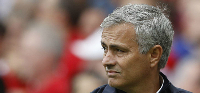 Foto: Mourinho 'speelde liever in Champions League':