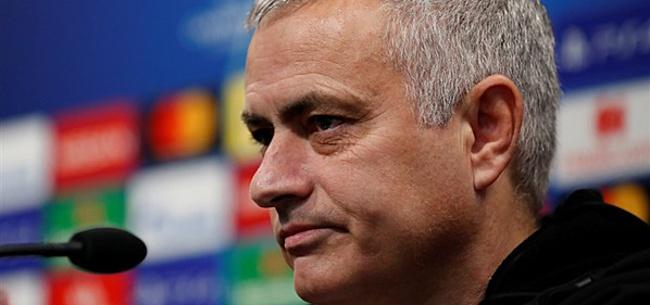 Foto: Mourinho haalt uit over geruchten: 'Geen respect'