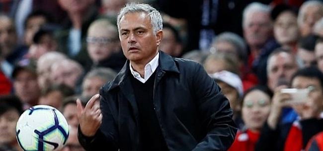Foto: Positie Mourinho wankelt na nieuwe afgang Man Utd in eigen huis