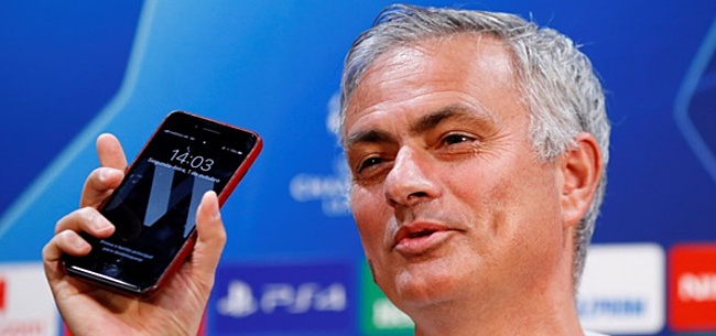 Foto: Bizar: 'Fitnesscoach overtuigt Mourinho: United wil oud-Eredivisiespeler'
