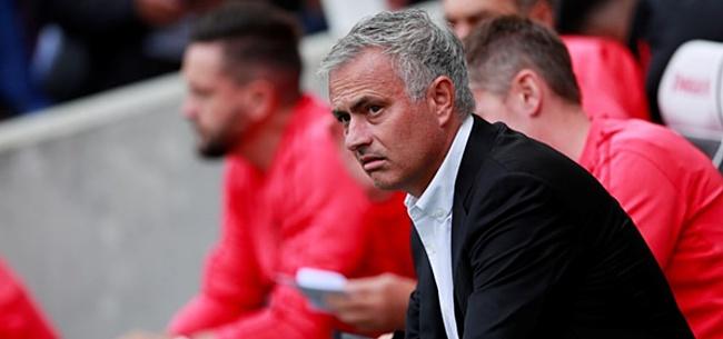 Foto: José Mourinho wordt mogelijk alsnog bestraft voor scheldkanonnade