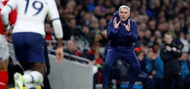 Foto: Mourinho scherp: