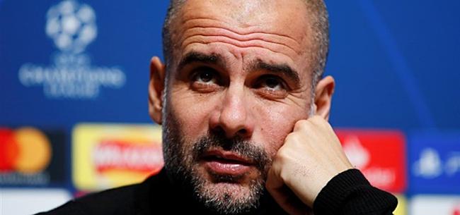 Foto: Guardiola: 'Dat was echt niet de reden van zijn ontslag bij Arsenal'