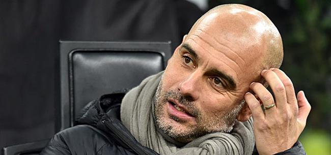 Foto: Guardiola neemt verrassend standpunt in bij City: 'Dat lijkt me logisch'