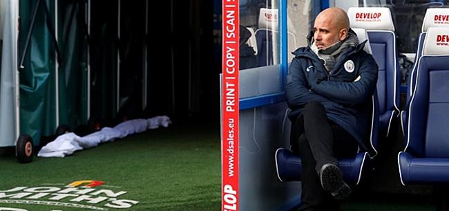 Foto: Opvallende positieverandering bij City: 'Weet zeker dat hij daar kan spelen'