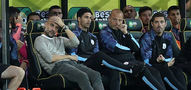 Foto: 'Knallende ruzie tussen Guardiola en zijn aanvoerder bij Manchester City'