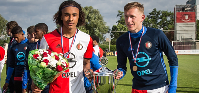 Foto: 'Feyenoord-spits geland in Engeland om transfer af te ronden'