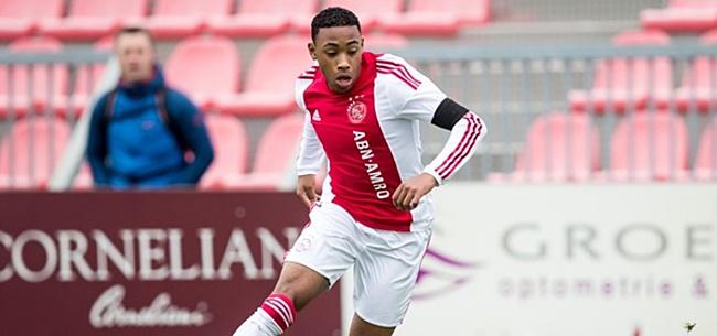 Foto: 'Kon me bij Ajax goed ontwikkelen, maar ik wil een beest worden bij Chelsea'
