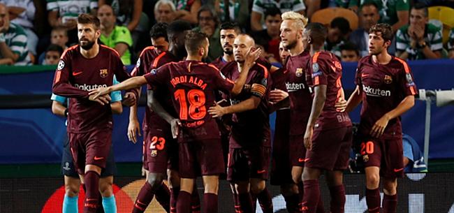 Foto: FC Barcelona nadert omzet van één miljard euro
