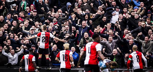 Foto: Sterspeler komt met geweldig nieuws voor Feyenoord-fans