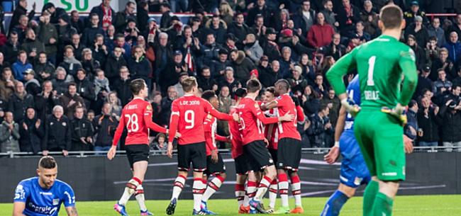 Foto: PSV houdt rekening met transfer verdediger