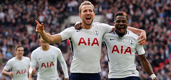 Foto: Kane wéér grote man: Spurs winnen van Liverpool