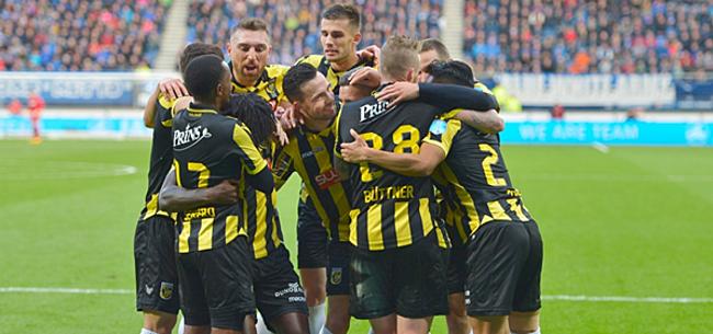Foto: Vermoedelijke opstelling Vitesse tegen koploper PSV
