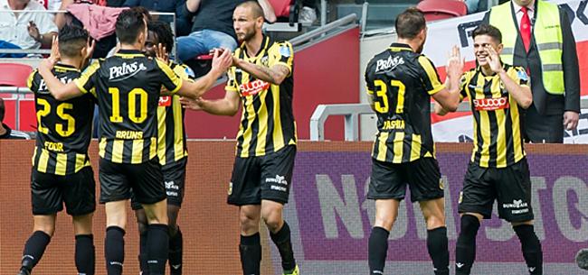 Foto: 'Vitesse is in alles een stap verder dan Heracles'