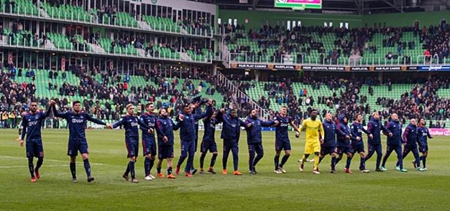Foto: 'Probleem op komst tussen Ten Hag en Ajax-basisspeler'