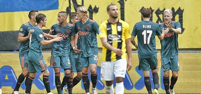 Foto: 'Champions League-plannen leggen enorme druk op Ajax'